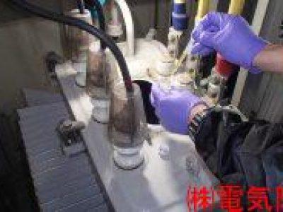高圧トランス内PCB調査